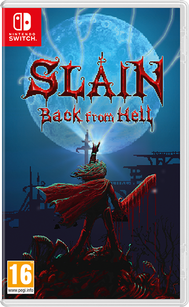 Slain Cover Switch