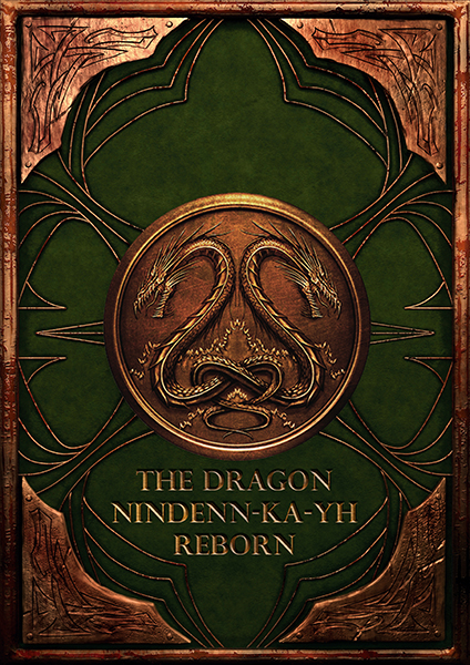 Carátula Dragon Nindenn-Ka-Yh
